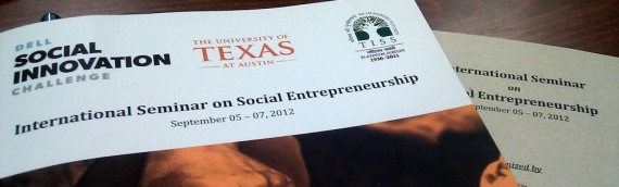 From a thought exercise to action: Reflections on teaching (and learning/doing) social entrepreneurship