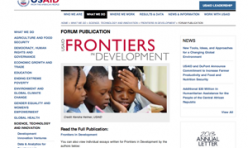 2012.01 USAID Frontiers