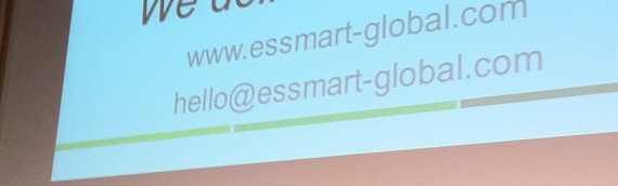 Essmart Pitches and Wins Audience Choice @ SECON!