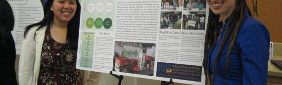 Legatum Seed Grant Poster Presentation