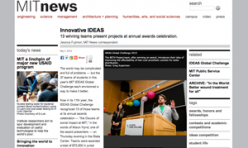 2012.05.04 Innovative IDEAS MIT News