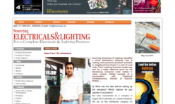 2014.04.26 Sourcing Electricals and Lighting