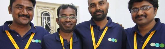 Essmart Field Trip to DHL's Warehouse in Namakkal, Tamil Nadu