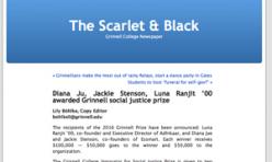 2016.05.10 The Scarlet & Black